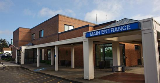 hospital-entrance